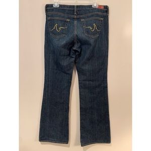Ag Adriano Goldschmied Jeans - Adriano Goldschmied The Angel Boot Flare Jeans
